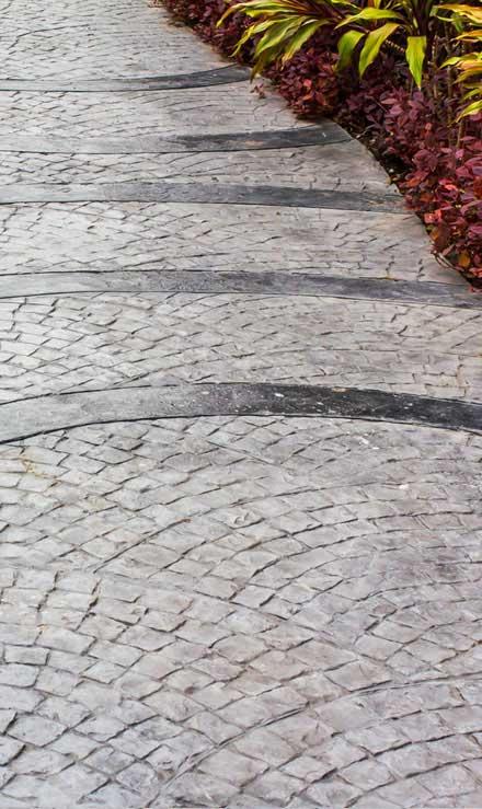 Valley Clean-up Services   Decorative Concrete
