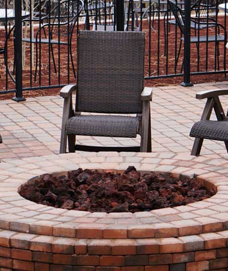 Valley Clean-up Services   Outdoor Fire Pits