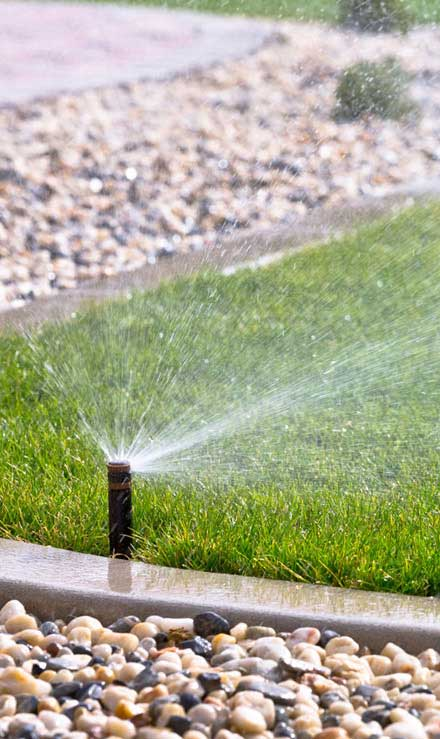 Valley Clean-up Services   Sprinkler System Repairs