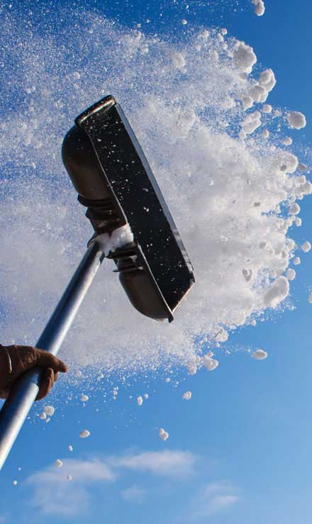 Valley Clean-up Services   Snow Removal