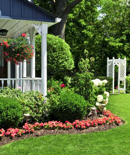 Valley Clean-up Services   Residential Landscaping