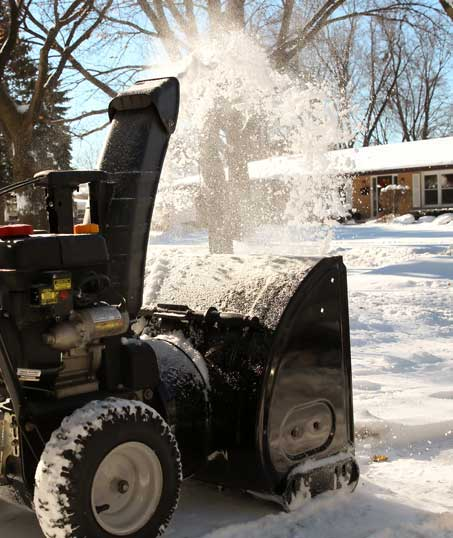 Valley Clean-up Services   Residential Snow Removal